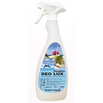 DEO LUX PARADISE Detergent concentrat cu parfum de Paradise