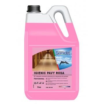 IGIENIC PAVY  ROSA - Detergent concentrat