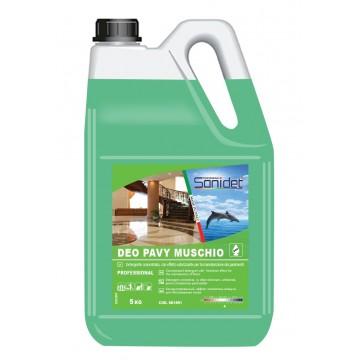 DEO PAVY  MUSCHIO BIANCO - Detergent odorizant concentrat cu efect antibacterian