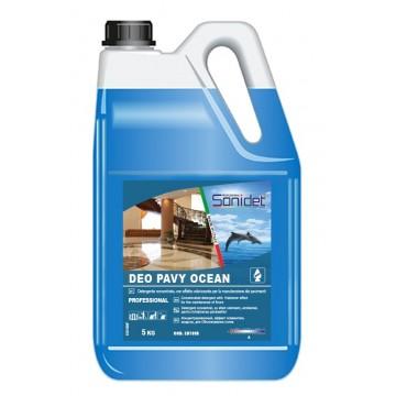 DEO PAVY OCEAN - Detergent odorizant concentrat cu efect antibacterian