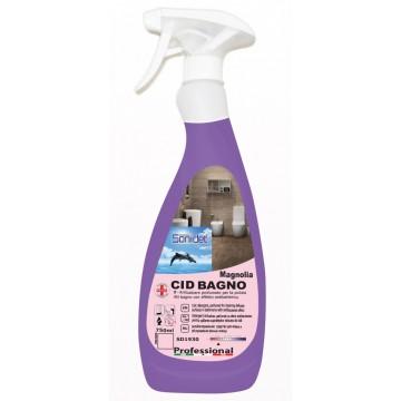 CID-BAGNO MAGNOLIA - Detergent special antibacterian cu parfum de magnolie