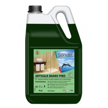 ANTICALK BAGNO PINO-Detergent special antibacterian parfumat