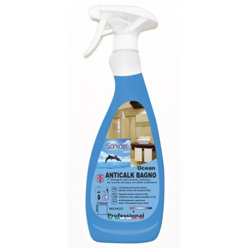 ANTICALK BAGNO OCEAN-Detergent special antibacterian parfumat