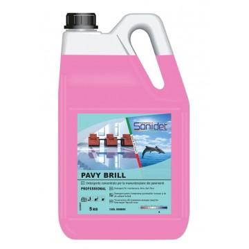 PAVY BRILL - Detergent concentrat pentru spălarea pardoselilor